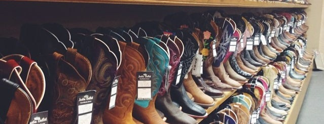 Justin Boot Outlet is one of Our Picks.