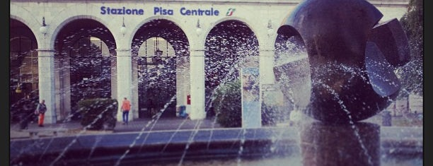Stazione Pisa Centrale is one of Pisa.