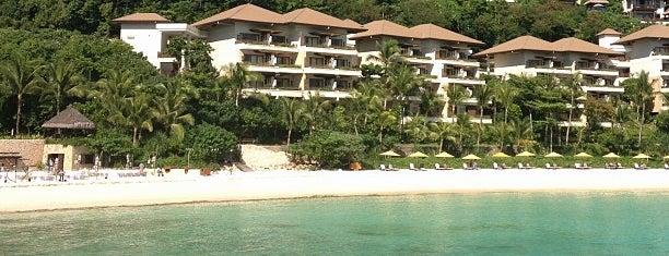 Shangri-La Boracay Resort and Spa is one of Boracay.
