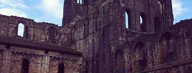 Kirkstall Abbey is one of Leeds/York.