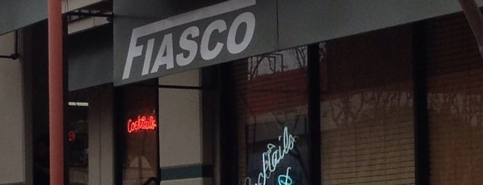Fiasco Cocktails is one of Miles List.