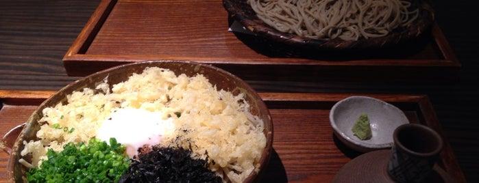 そば切り 黒むぎ is one of 蕎麦屋.