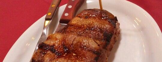 Saanga Grill is one of Comer, beber e viver Curitiba(continuação).