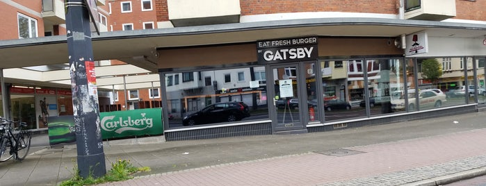 Gatsby Burger is one of Burger!.