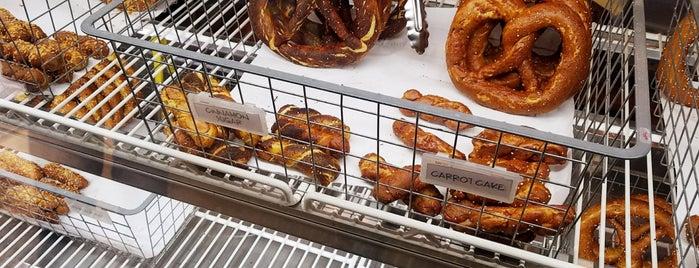 Brēzel Bavarian Pretzels is one of Cincy - Food to Try.