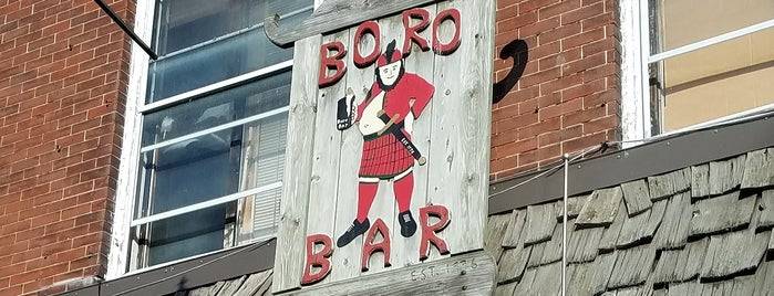 Boro Bar is one of Frequent <3.