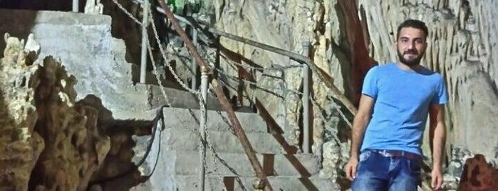 Keloğlan Mağarası is one of Denizli.