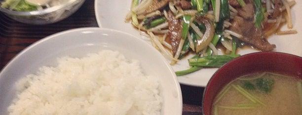 源来軒 is one of 飲食店.