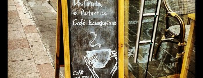 Café Jaru is one of Ecuador.