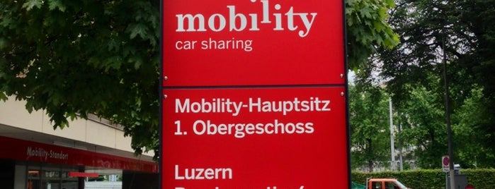 Mobility is one of Mayorships.