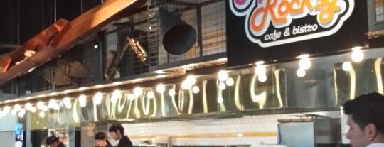 PopsyRocksy Cafe & Bistro is one of Ankara.