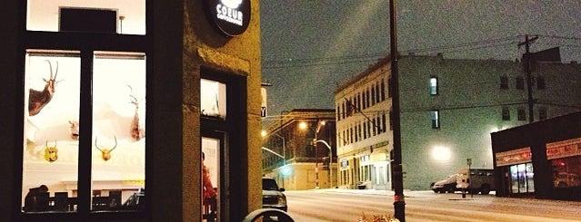 Coeur Coffeehouse is one of Spokane Swirl.