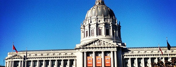 San Francisco City Hall is one of USA Trip 2013 - The West.