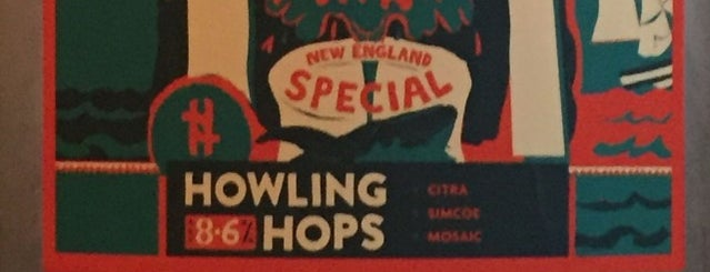 Howling Hops Tank Bar is one of London to try.