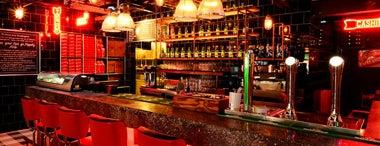 Burger Bar Joint is one of Restaurantes con servicio a domicilio.