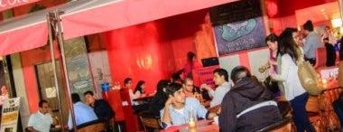 Corazón de Maguey is one of Restaurantes con pantalla para ver el Mundial.
