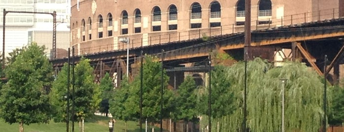 Penn Park is one of NEPA/SEPA/Phila Parks.