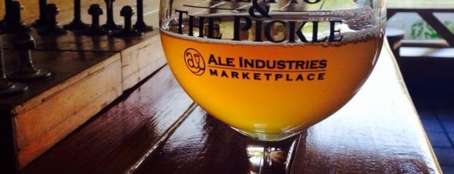 The Pig & The Pickle is one of Beer Bay Area.