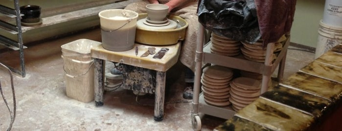 Pigeon River Pottery is one of Gatlinburg/Pigeon Forge To-Do List.