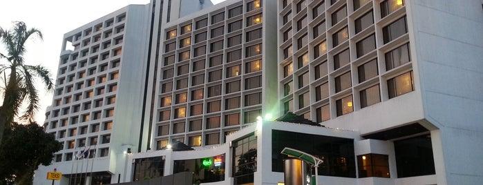 Mutiara Johor Bahru is one of hotel.