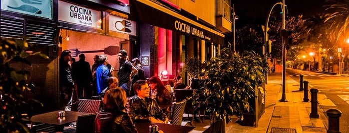 Cocina Urbana Restaurant is one of Tenerife: restaurantes y guachinches..