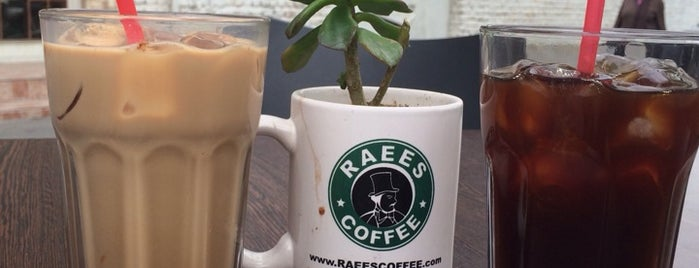 Raees Coffee is one of Non-smoking Cafes🚭☕.