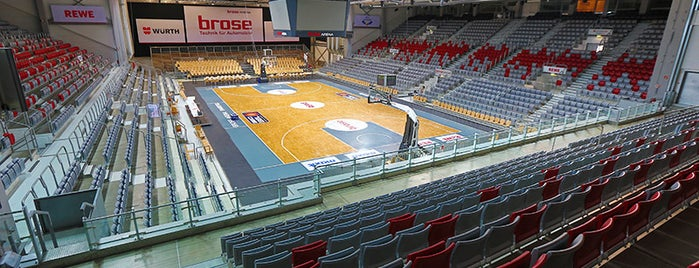 brose Arena is one of Bamberg #4sqCities.