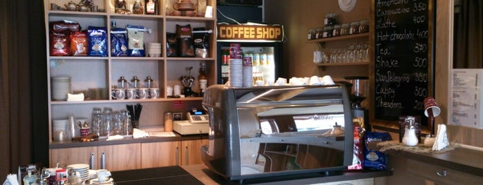 Coffee Shop 64 is one of coffee places.
