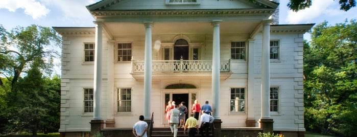 Morris Jumel Mansion is one of New York City.