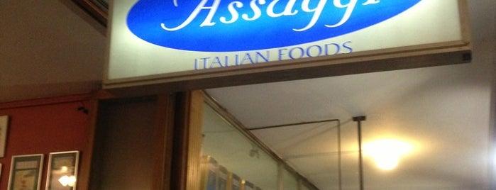 Assaggi is one of Johannesburg.
