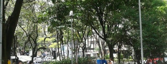 Praça Marilia de Dirceu is one of Places BH.