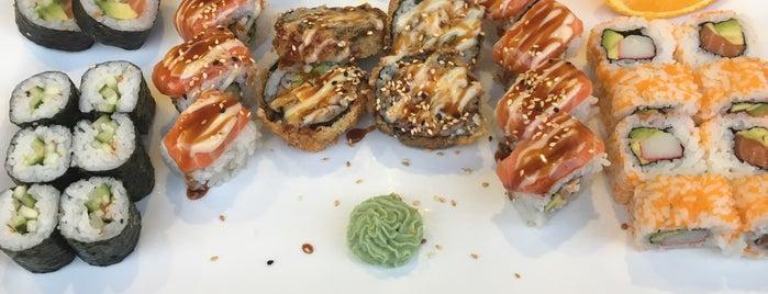 You & Me Sushi is one of Berlin Friedrichshain favs.