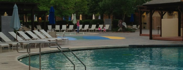 The Woodlands Resort & Conference Center is one of Houston Good Foods.