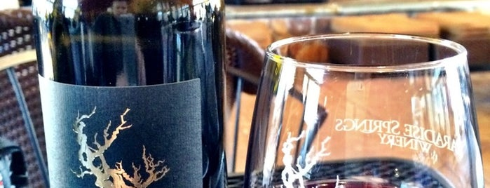 Paradise Springs Winery is one of Drink!.