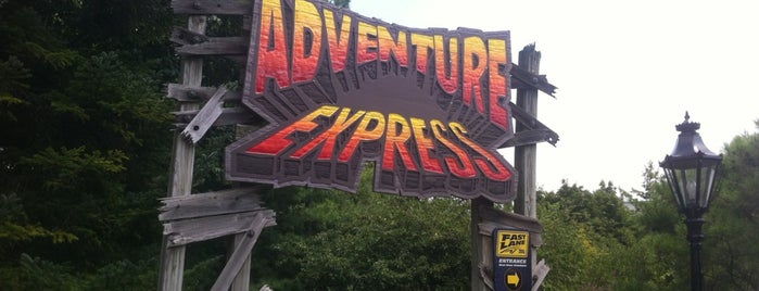 Adventure Express is one of Coaster Credits.