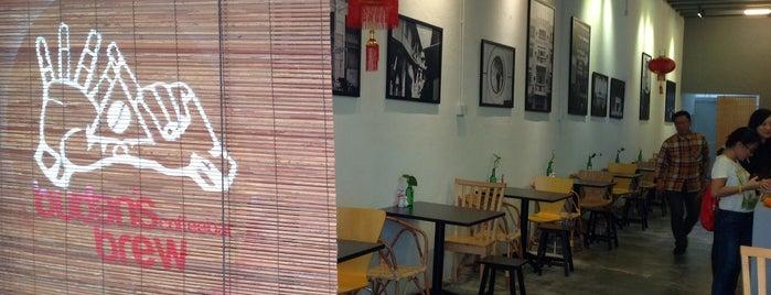 Budans Brew Coffeebar is one of Café | Penang.