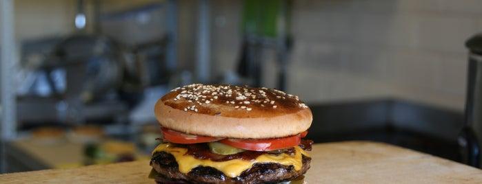 True Burgers is one of Это план!.