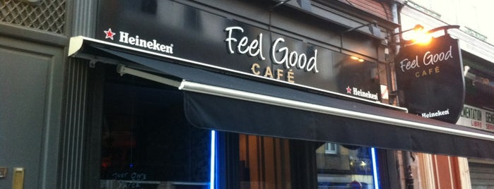 Feel Good is one of Places to be in Lille.