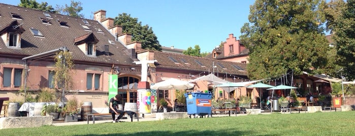 Kaserne Basel is one of Must-visit Arts & Entertainment in Basel.