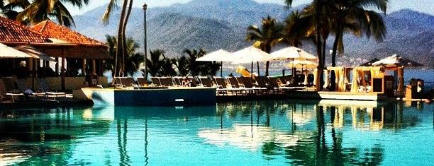 CasaMagna Marriott Puerto Vallarta Resort & Spa is one of Puerto Vallarta Hotels.