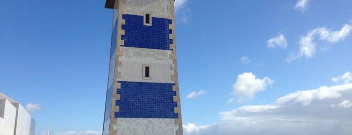 Farol Museu de Santa Marta is one of Faros.
