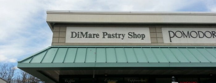 DiMare Pastry Shop is one of Best of Stamford, CT! #visitUS.