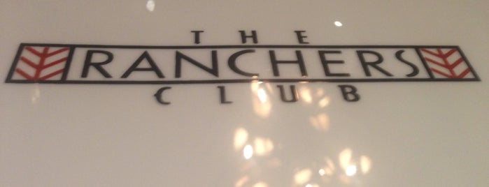 Ranchers Club is one of Best Places to Eat On or Around Campus.