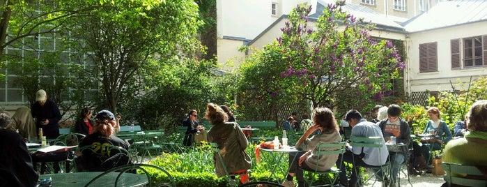 les meilleures terrasses parisiennes