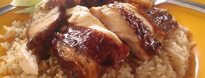 叻记鸡饭 semenyih is one of Eat Eat.