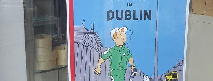 Jam Art is one of Dublin.