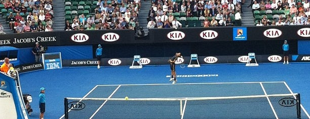 Australian Open is one of totes popular....!!.