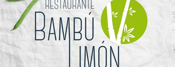 BambuLimon is one of Recomendaciones.