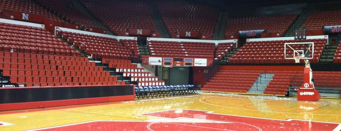 Bob Devaney Sports Center is one of Sports Venues I've Worked At.