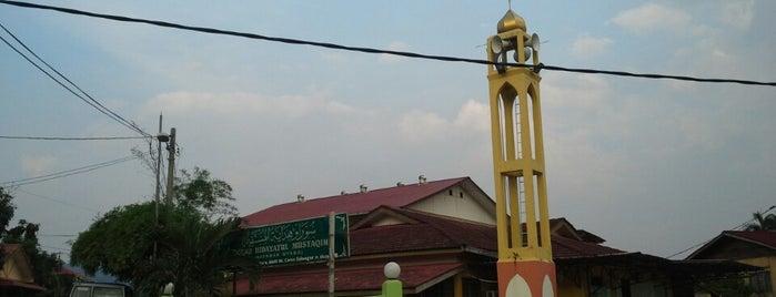 Surau Hidayatul Mustaqim is one of Baitullah : Masjid & Surau.